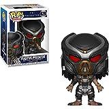 Funko Fugitive Predator: Predator x POP! Movies figura de vinilo y 1 paquete protector gráfico de plástico PET [#620 / 31299 - B]