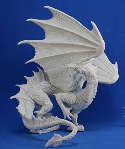 Reaper Miniatures Bones: Blightfang, Forest Dragon