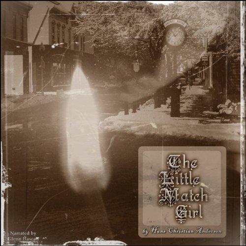 The Little Match Girl audiobook cover art