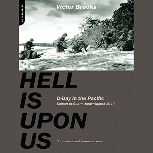Hell Is Upon Us audiobook cover art