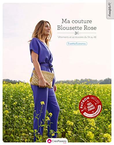 Ma couture Blousette Rose - Vêtements et accessoires du 34 au 48