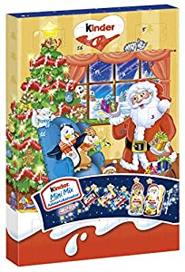 Kinder Mini Mix Advent Calendar - 152g By Ferrero for Sale