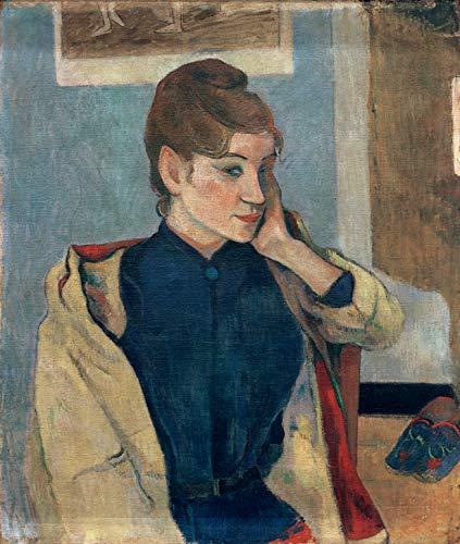 Art-Galerie Digitaldruck/Poster Paul Gauguin - Madeleine Bernard - 50 x 59cm -...
