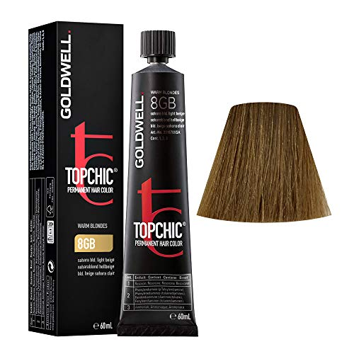 GOLDWELL TOPCHIC Hair Color 8GB 60ml