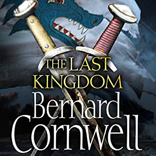 The Last Kingdom cover art