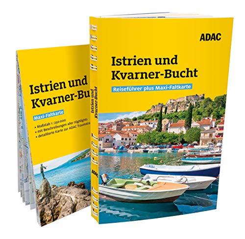 ADAC Reiseführer plus Istrien und Kvarner-Bucht: mit Maxi-Faltkarte zum Herausnehmen