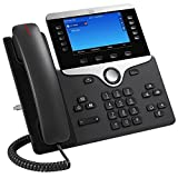 Cisco 8841 VoIP Phone (Power Supply Not Included)