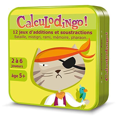 calculodingocgcal01Juegos de Cartas, clculo, Additions, 5aos