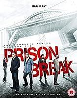 Prison break season 1-5 BOX-SET [Blu-ray Region ALL](海外Import版)