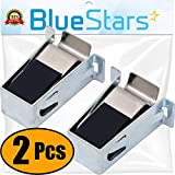 Ultra Durable W10111905 Dryer Door Catch Replacement Part by Blue Stars - Exact Fit for Whirlpool & Kenmore...