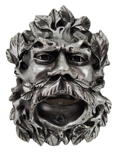 Pacific Giftware Cool Celtic Green Man Wall Mounted Bottle Opener