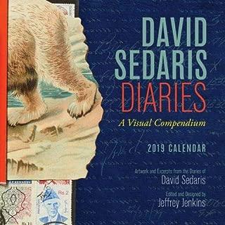 2019 David Sedaris Wall Calendar