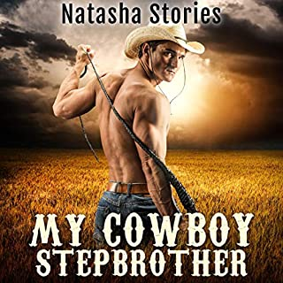 My Cowboy Stepbrother audiobook cover art