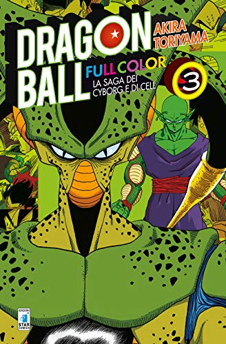 La saga dei cyborg e di Cell. Dragon Ball full color (Vol. 3)