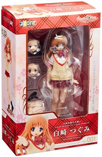 Shepherd Shirasaki Tsugumi Pico Nemo Character Series No.AK-001 grande bibliothèque