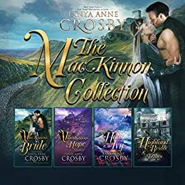 The MacKinnon Collection (The Highland Brides) by [Tanya Anne Crosby]