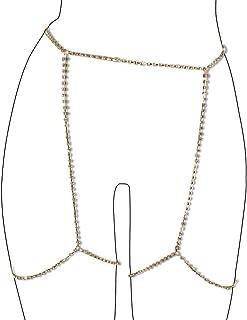 Diamond Sexy Belly Chain Retro Waist Belt Chains Summer Beach Bikini Swimsuit Body Jewelry