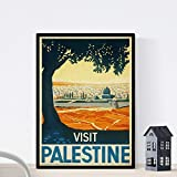 Nacnic Vintage Poster Vintage Plakatwerbung.