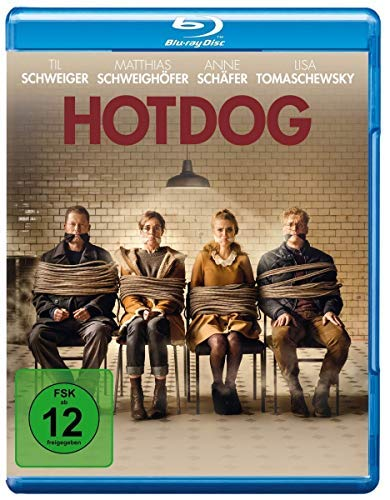 Hot Dog (2018) [ Origen Alemán, Ningun Idioma Espanol ] (Blu-Ray)