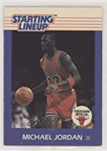 Michael Jordan (Basketball Card) 1988 Kenner Starting Lineup Cards - [Base] #MIJO