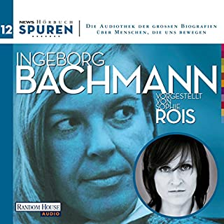 Ingeborg Bachmann (Spuren 12) Titelbild