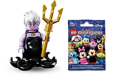 レゴ (LEGO)ミニフィギュア ディズニーシリーズ/アースラ 71012-17