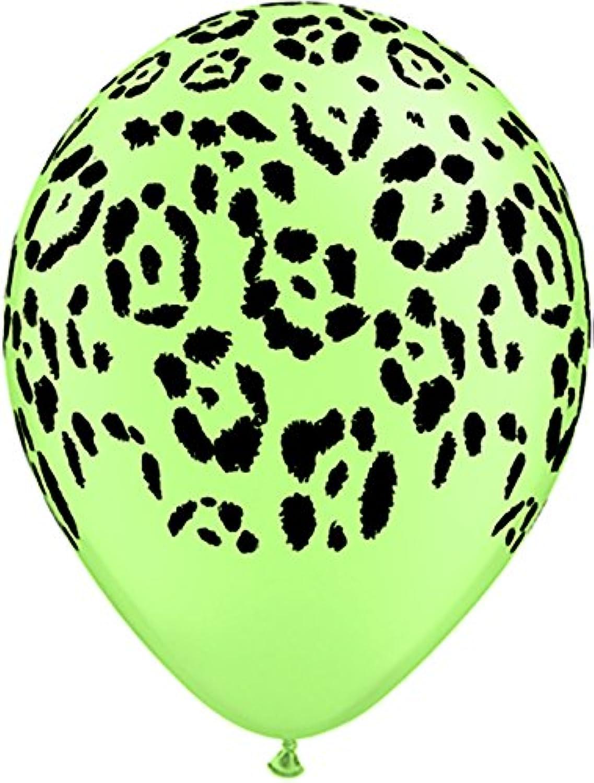 Pioneer Balloon Company Safari Neon (5 Pack), 11 , Assorted