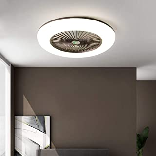 KWOKING Lighting Modern Ceiling Light and Fan with Remote...