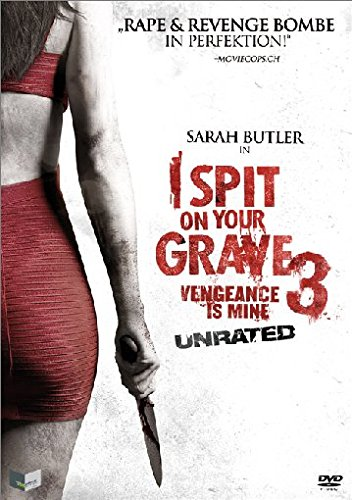 I Spit on Your Grave 3-Vengeance is Mine-Unrated [Import]