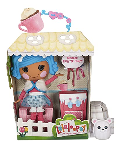 Lalaloopsy Large Doll-Mittens Fluff
