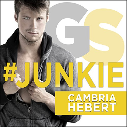 #Junkie audiobook cover art