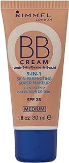 Rimmel BB Cream 9-in-1 Super Makeup, Medium