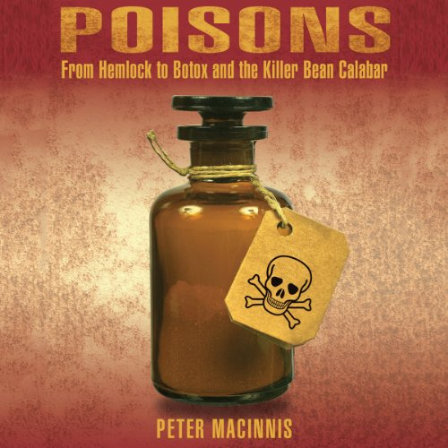 Poisons audiobook cover art