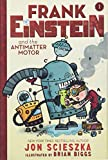 Frank Einstein Book 1 cover