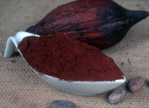 Naturix24 – Roh - Kakaopulver 20-22 % Ölgehalt 1 Kg