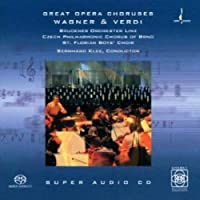 Great Opera Choruses By Wagner & Verdi (2002-03-26)
