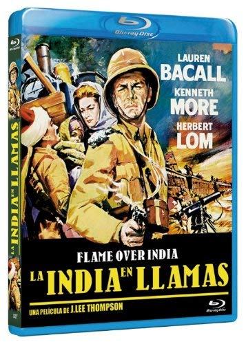India en llamas / North West Frontier (Blu-Ray)
