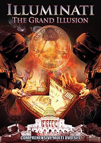 VARIOUS - ILLUMINATI: THE GRAND ILLUSION (1 DVD)