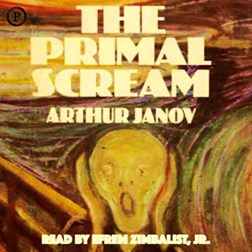 The Primal Scream audiobook cover art