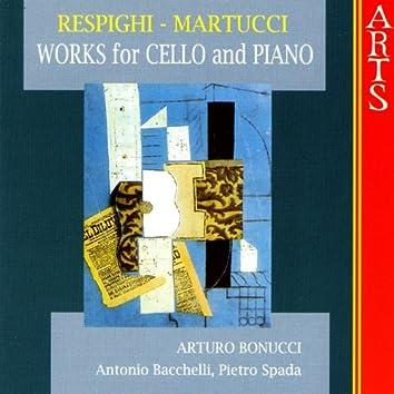 Respighi / Martucci: Works For Cello & Piano