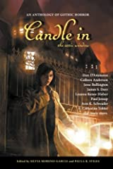 Candle in the Attic Window Paperback