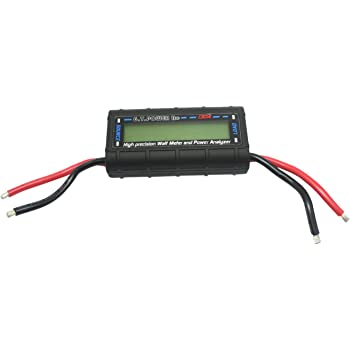 GT Power RC 130A Power Analyzer Battery Consumption Performance Monitor