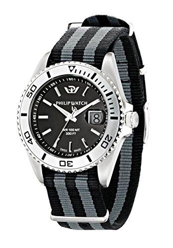 Philip Watch Caribe R8251597003 - Orologio da Polso Uomo