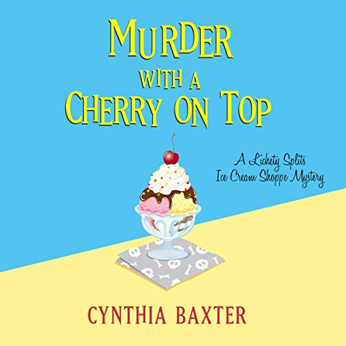 Murder with a Cherry on Top cover art