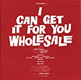 "allbum cover: ""I Can Get It for You Wholesale"" original Broadway cast"