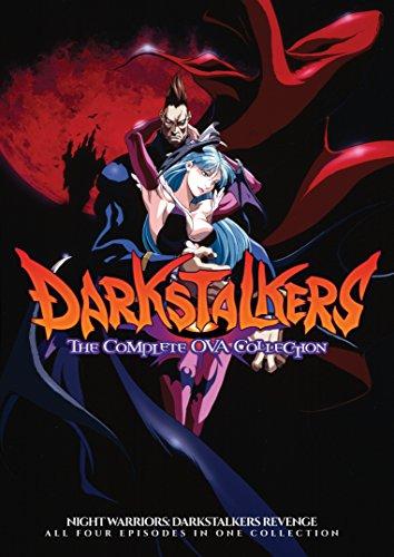 Night Warriors: Darkstalker's Revenge Ova Collecti [DVD] [Import]