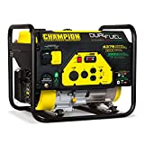 Champion Power Equipment 100307 4375/3500-Watt Dual Fuel RV Ready Portable...