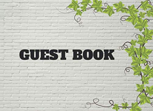 Guest Book For Rental Property: Specially Designed To Capture The Thoughts And Feedback From Your Guests