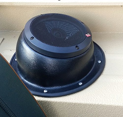 RV Travel Trailer House Boat Speaker MOUNTS Made in The U.S.A. NOT Chinese Junk! Made in The USA, with US Parts!