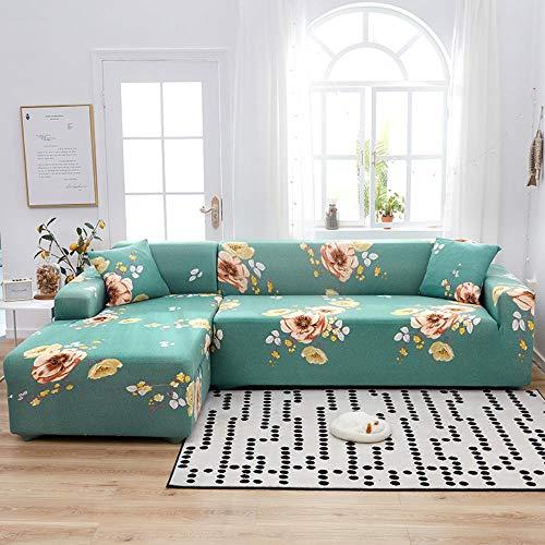 misshxh Sofagarnituren, L-type hoekbank set all-inclusive Dirt Wear voor honden en katten Home Decorations